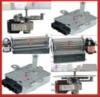 Motores ventiladores